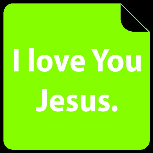i love Jesus! Amen (FREE) Emoji Sticker messages sticker-0