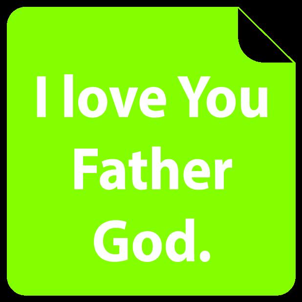 i love Jesus! Amen (FREE) Emoji Sticker messages sticker-2