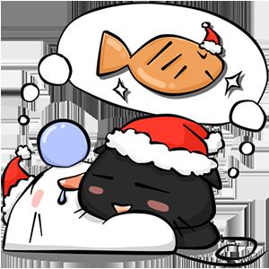 Hiro Shino - New Year Sticker messages sticker-5