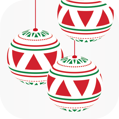 Christmas Stickers by let's dev messages sticker-6