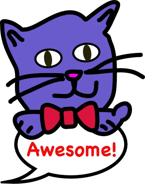 Catzzzz - Cute & Cuddly messages sticker-5