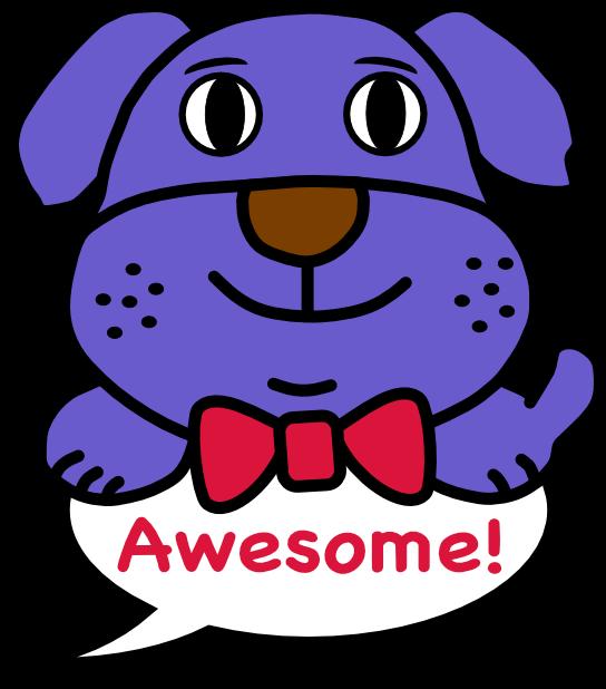 Dogzzzz - Cute & Cuddly messages sticker-5