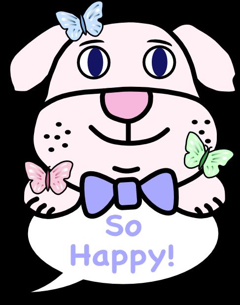 Dogzzzz - Cute & Cuddly messages sticker-11