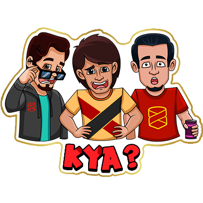 #No1Yaari Stickers messages sticker-2
