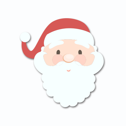 Xmas Santa Stickers messages sticker-6