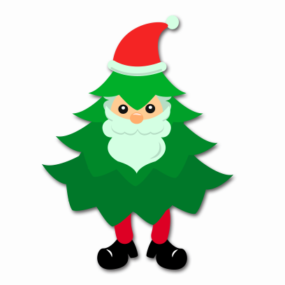 Xmas Santa Stickers messages sticker-8