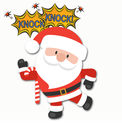 Xmas Santa Stickers messages sticker-2