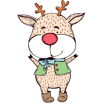 Christmas adorable stickers for iMessage merry messages sticker-3