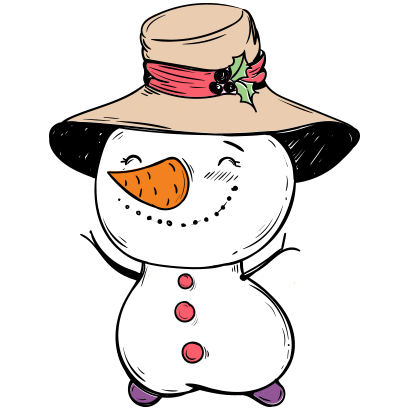 Christmas adorable stickers for iMessage merry messages sticker-4