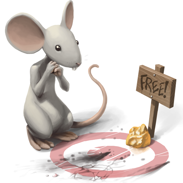 MouseHunt Stickers messages sticker-4