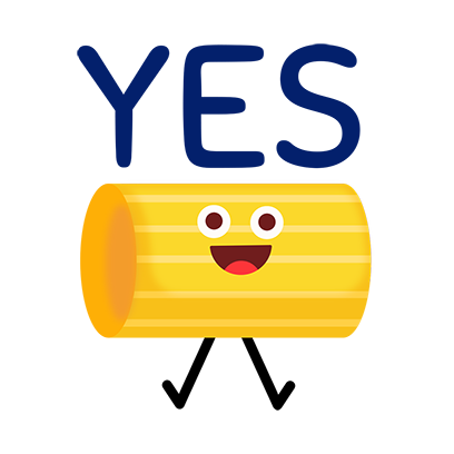 Say it with Pasta! messages sticker-1