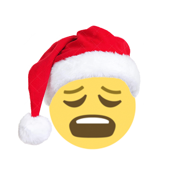 Christmas Emoji Sticker - Free Emojis for iMessage messages sticker-7