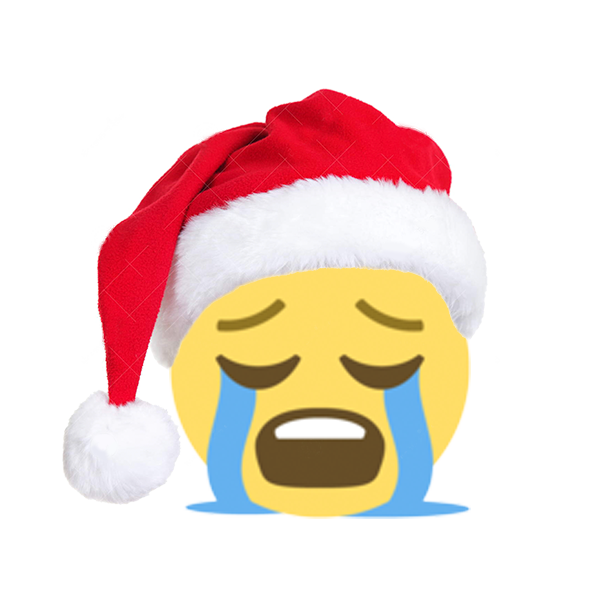 Christmas Emoji Sticker - Free Emojis for iMessage messages sticker-8