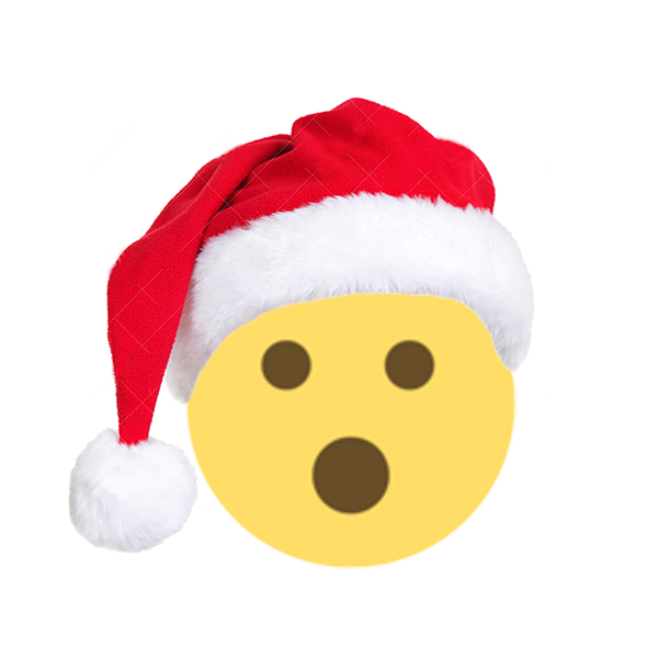 Christmas Emoji Sticker - Free Emojis for iMessage messages sticker-10