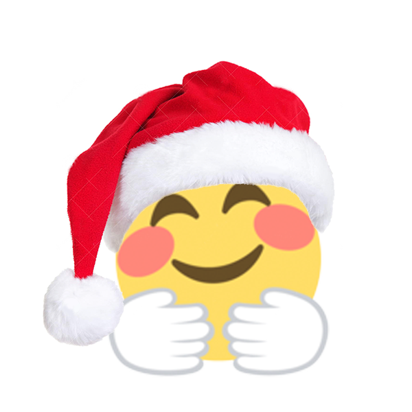 Christmas Emoji Sticker - Free Emojis for iMessage messages sticker-3