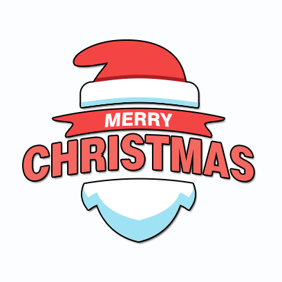 Christmas Greetings Stickers Pack messages sticker-2