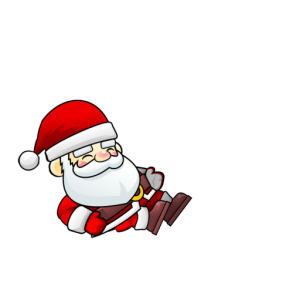 Santa Sticker Pack messages sticker-3