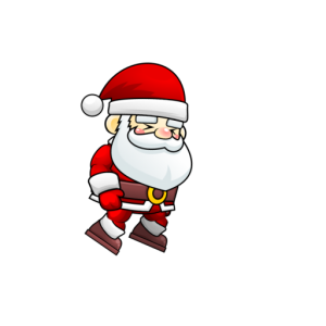 Santa Sticker Pack messages sticker-0