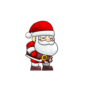 Santa Sticker Pack messages sticker-5