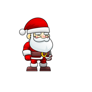 Santa Sticker Pack messages sticker-1