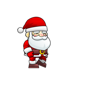 Santa Sticker Pack messages sticker-2