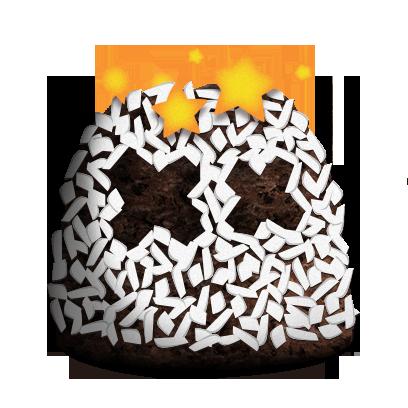 Delicato Emojis messages sticker-5