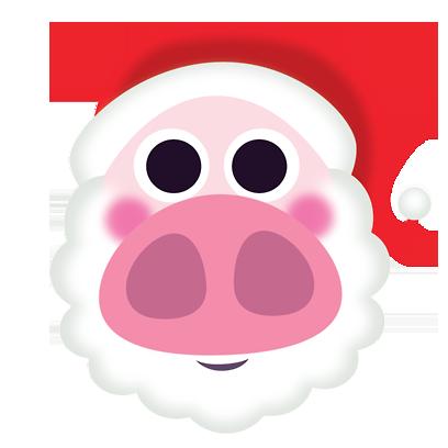 Piggymoji messages sticker-11