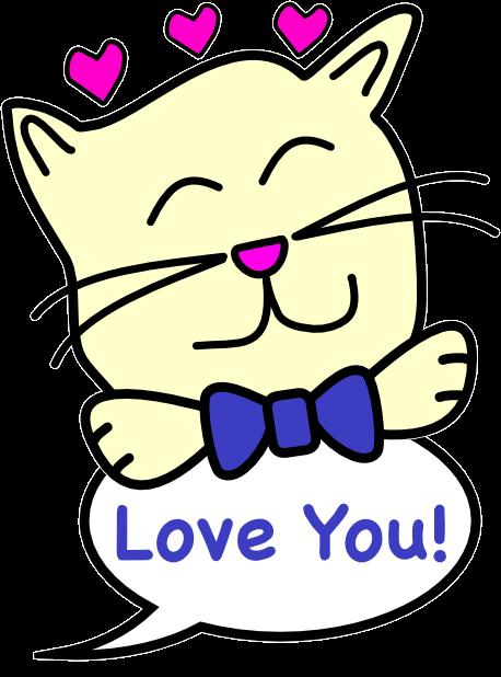 Catzzzz - Furry & Ferocious messages sticker-8
