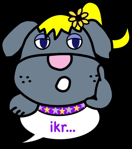 Dogzzzz - Furry & Free messages sticker-7