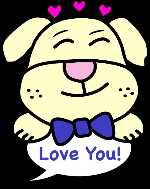 Dogzzzz - Furry & Free messages sticker-6