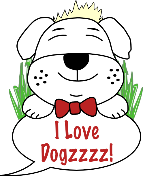 Dogzzzz - Furry & Free messages sticker-0