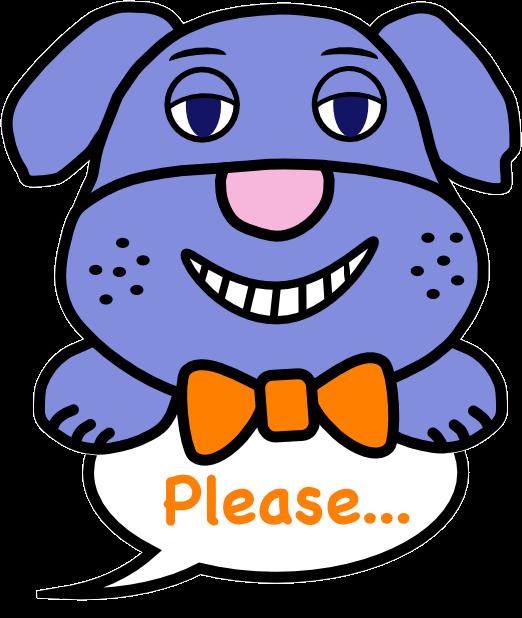 Dogzzzz - Furry & Ferocious messages sticker-4