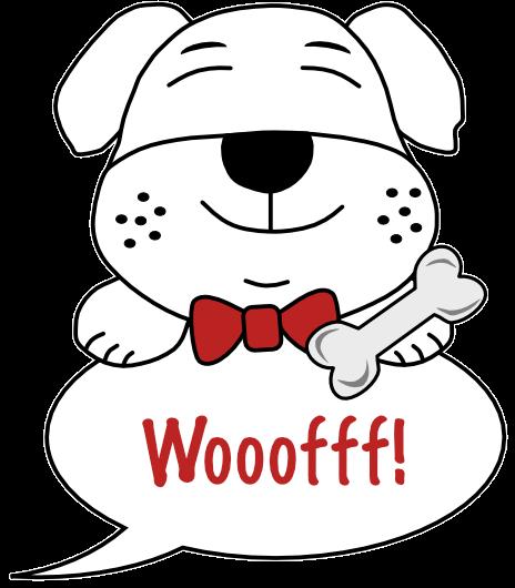 Dogzzzz - Furry & Ferocious messages sticker-2