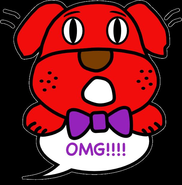 Dogzzzz - Furry & Ferocious messages sticker-7
