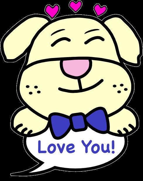 Dogzzzz - Furry & Ferocious messages sticker-8