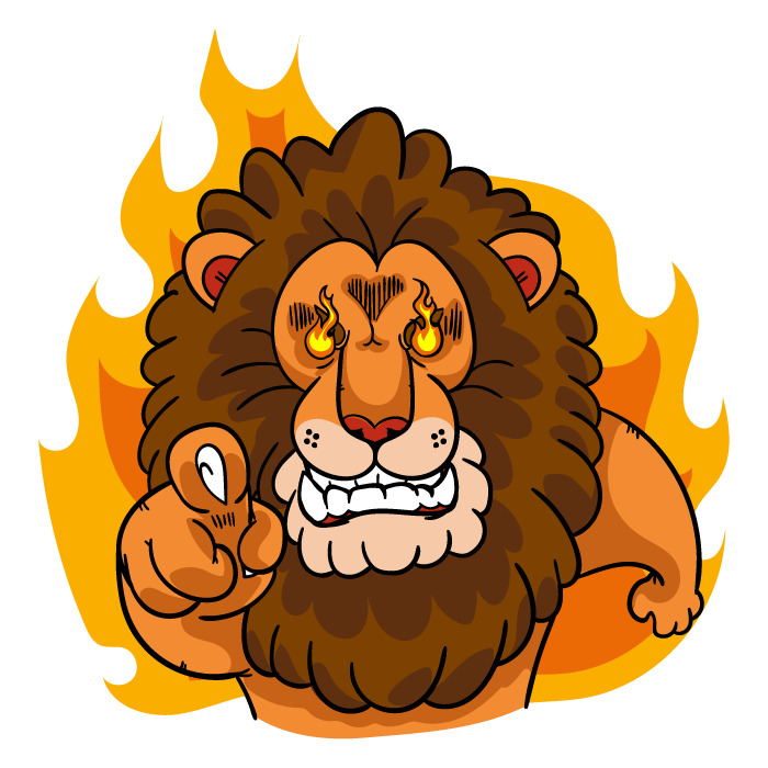 Lionz messages sticker-5
