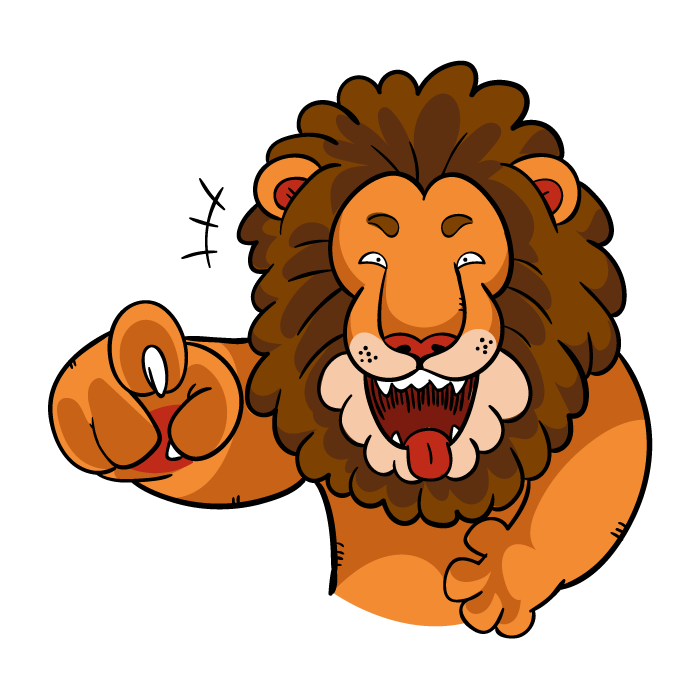 Lionz messages sticker-0