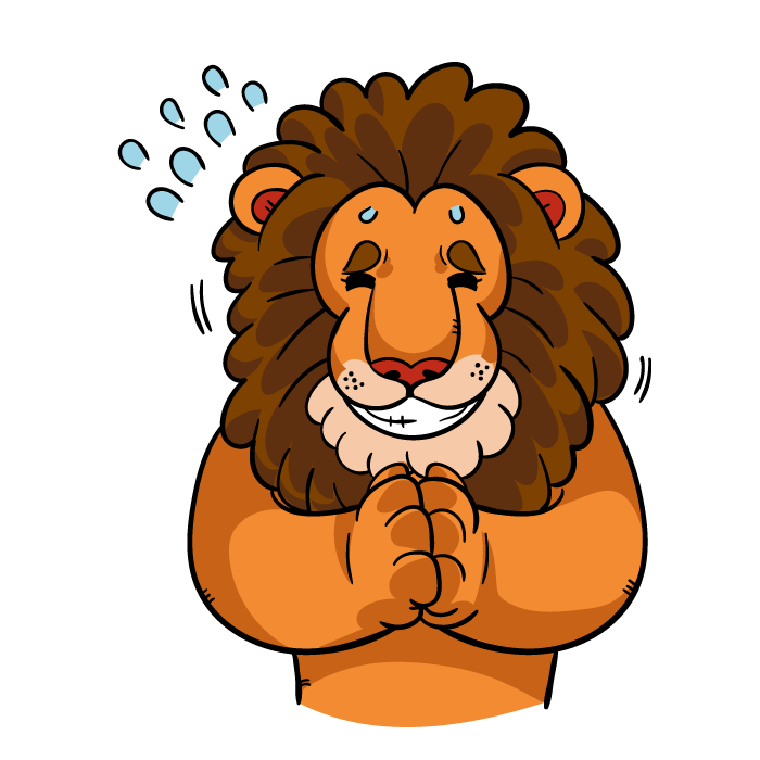 Lionz messages sticker-7