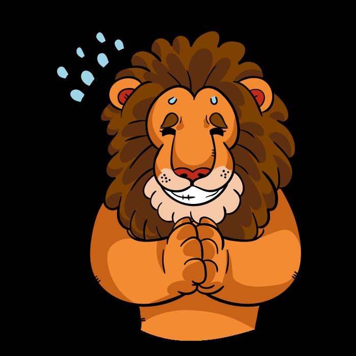 Lionz messages sticker-7