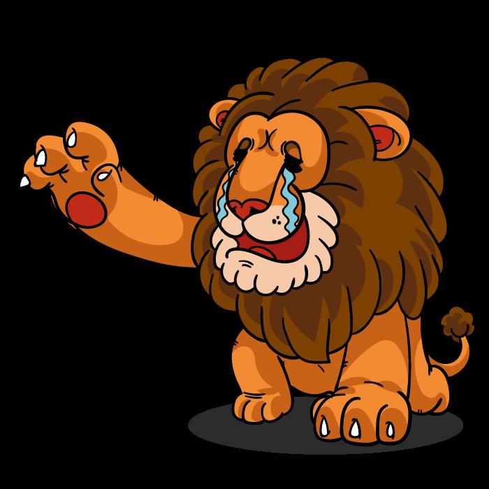 Lionz messages sticker-9