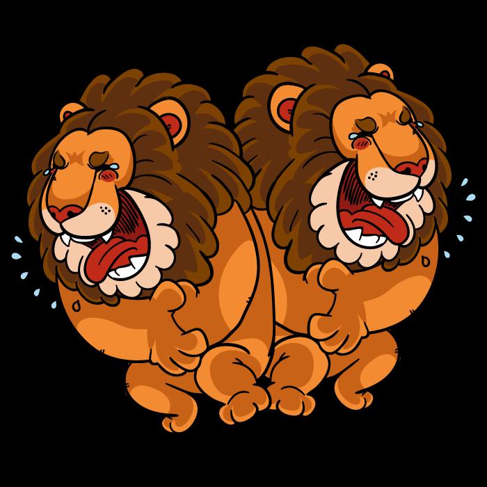 Lionz messages sticker-1