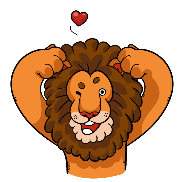 Lionz messages sticker-10