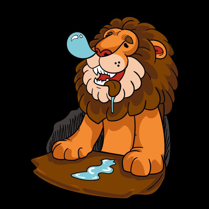 Lionz messages sticker-6