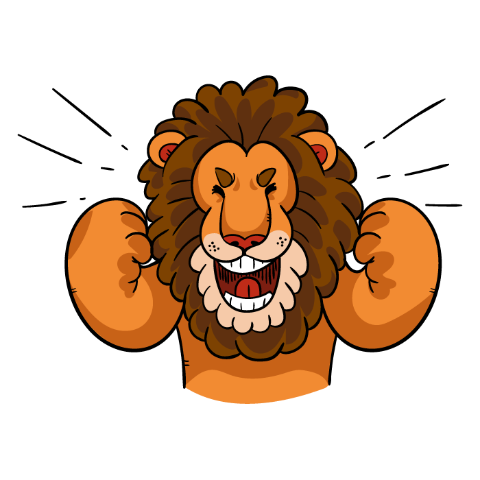 Lionz messages sticker-3
