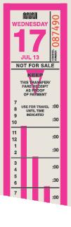 San Francisco Transit Stickers messages sticker-9