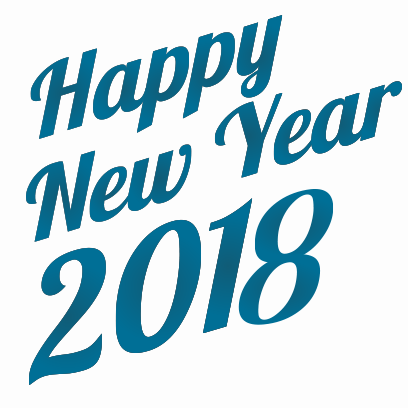 Happy New Year 2018 Stickers messages sticker-4