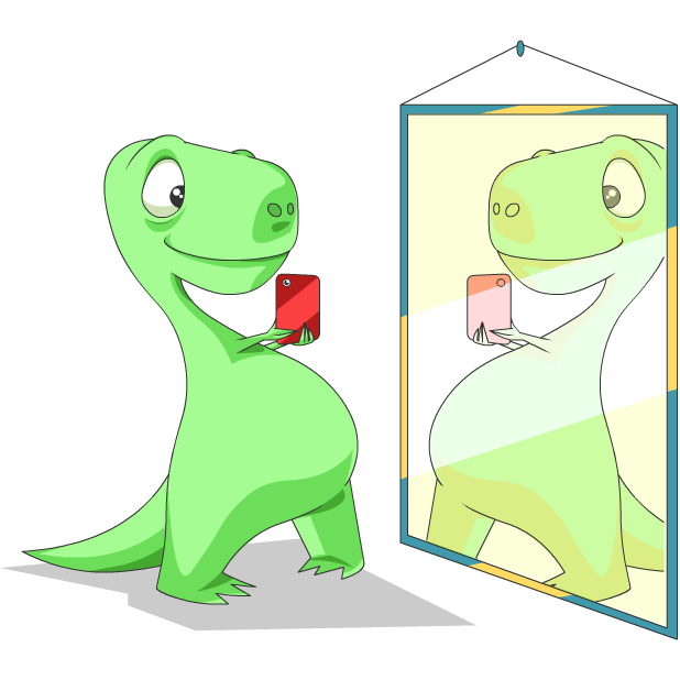 Rexy Does messages sticker-5