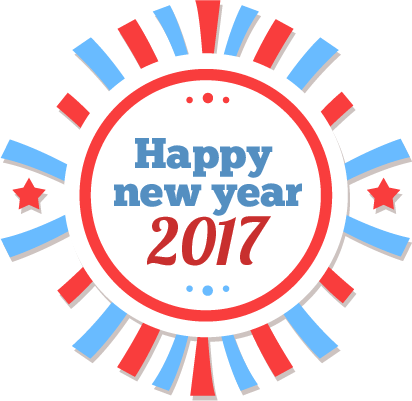 Christmas & New Year Badges messages sticker-11