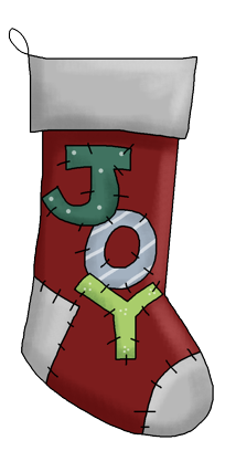 Christmas Stickers #2 for iMessage messages sticker-1