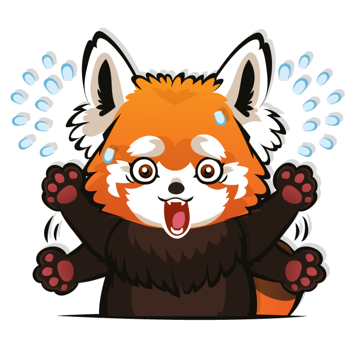 RedPandaz messages sticker-1